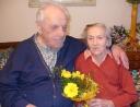 únor 2007 - 65. výročí svatby