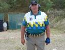 srpen 2007 - Světový pohár ve střelbě