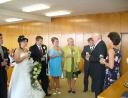 říjen 2007 - Svatební obřad