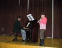 prosinec 2007- Vánoční koncert