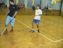 prosinec 2007 - Florbalový turnaj