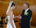 leden 2008 - Svatební obřad