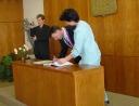 březen 2008 - Vítání občánků
