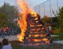 duben 2008 - Pálení čarodějnic