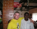 červenec 2008 - Exotická návštěva