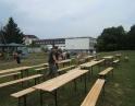 srpen 2008 - Paroháči na školním hřišti