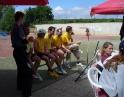 srpen 2008 - Florbalový turnaj