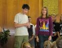 září 2008 - Zahájení školního roku