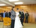 září 2008 - Svatební obřad