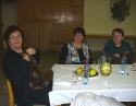 prosinec 2008 - Setkání s důchodci