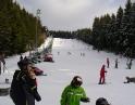 leden 2009 - Lyžování na Čeřínku