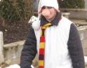 únor 2009 - Masopust, průvod masek