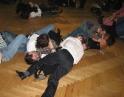 únor 2009 - Tradiční ostatky, pondělní válení dýní