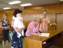 duben 2009 - Vítání občánků