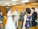 duben 2009 - Svatební obřad