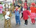 květen 2009 - Dětský karneval MŠ Hodonice