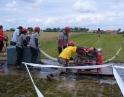 červenec 2009 - Soutěž mladých hasičů