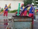 červenec 2009 - Hasičská soutěž