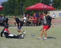 srpen 2009 - Florbalový turnaj