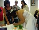 září 2009 - Svatební obřad