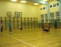 říjen 2009 - Badminton