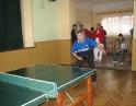 prosinec 2009 - Vánoční turnaj ve stolním tenisu, Plaveč
