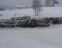únor 2010 - Výlet za lyžováním