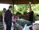 červenec 2010 - Svatební obřad