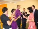 srpen 2010 - Svatební obřad
