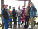 září 2010 - Výšlap na Hardegg