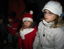 listopad 2010 - Rozsvícení vánočního stromu