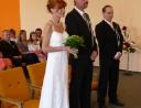 květen 2011 - Svatební obřad