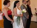červen 2011 - Svatební obřad