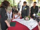 červenec 2011 - Svatební obřad