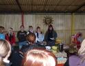 říjen 2011 - Táborák s dýněmi v MŠ