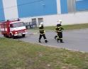 říjen 2011 - Cvičení jednotek IZS