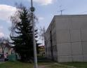 duben 2012 - Oprava veřejného osvětlení
