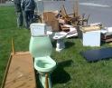 duben 2012 - Sběr velkoobjemového odpadu