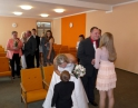 květen 2012 - Svatební obřad