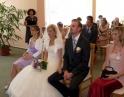 červen 2012 - Svatební obřad