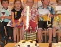 červen 2012 - Slavnostní rozloučení s předškoláky