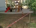 červen 2012 - Dětské hřiště