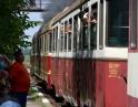 červenec 2012 - Parní vlak