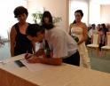 srpen 2012 - Svatební obřad