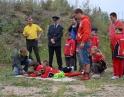 září 2012 - Převzetí sponzorského daru hasiči