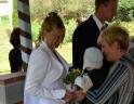 září 2012 - Svatební obřad