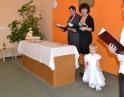 listopad 2012 - Svatební obřad