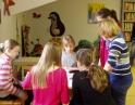březen 2013 - Návštěva v knihovně Hodonice