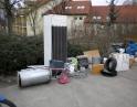 duben 2013 - Sběr velkoobjemového odpadu