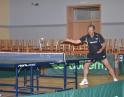 květen 2013 - Exhibice ve stolním tenise